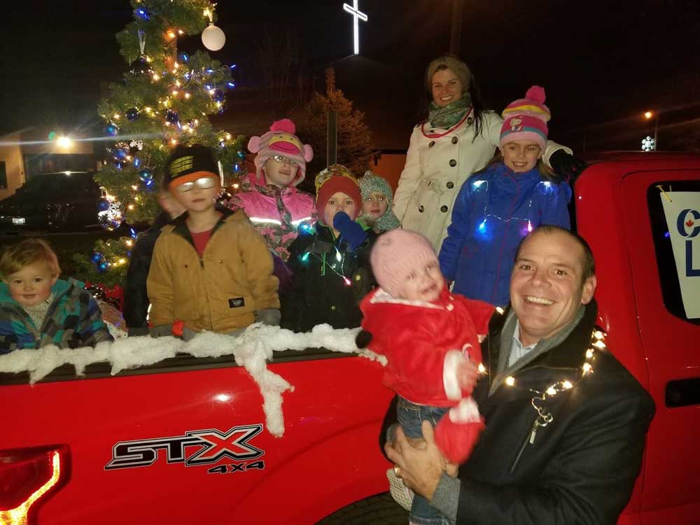 Essex Santa Claus Parade