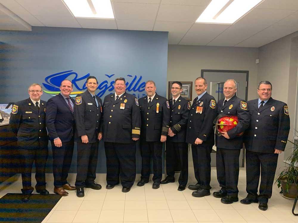 Congratulations Kingsville Fire Department
