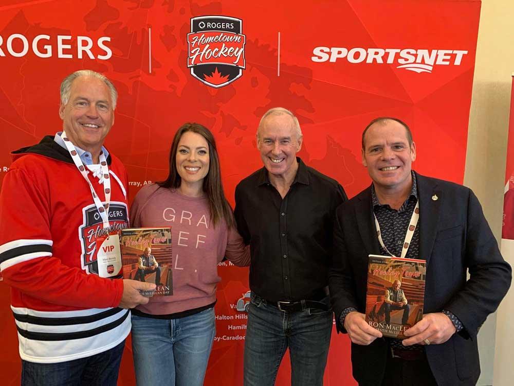 Town of LaSalle Hosts Rogers Hometown Hockey