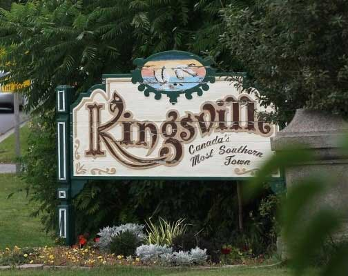 Kingsville Businesses Making Their Voices Heard