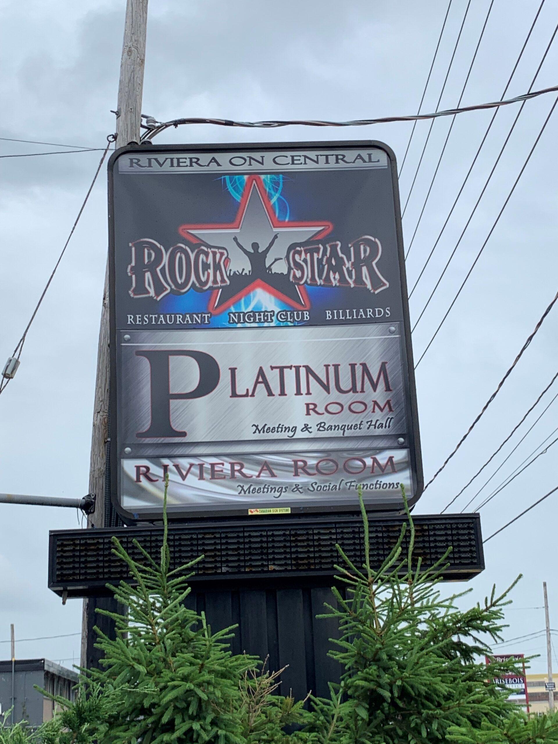 Visiting Rockstar Music Hall