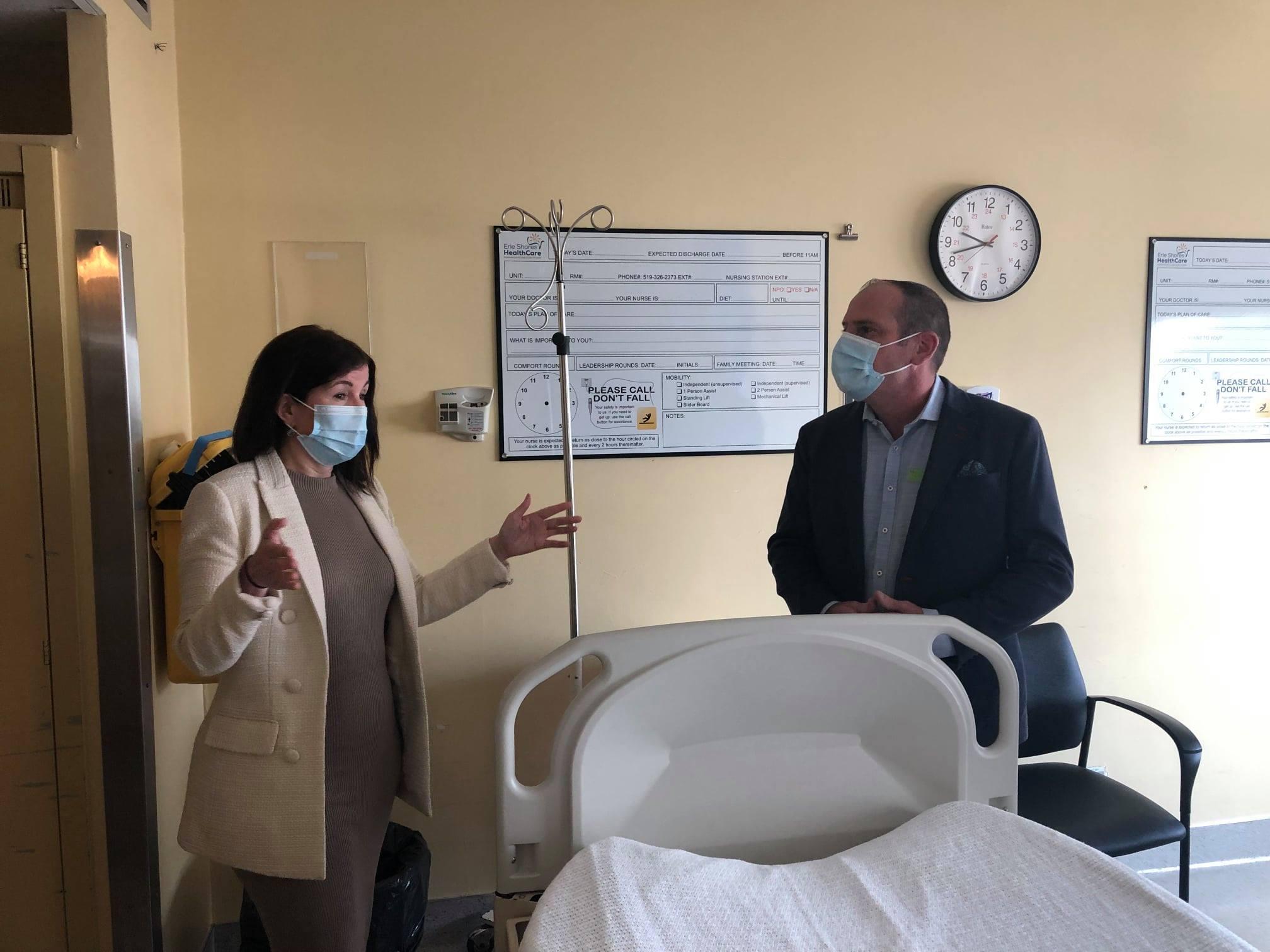 Erie Shores HealthCare