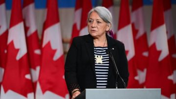 Mary Simon to be Governor General