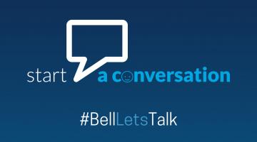 #Bell Let's Talk