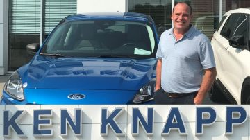 Visiting Ken Knapp Ford