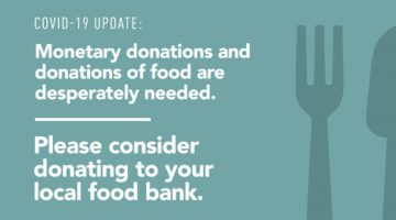 Donate to Local Food Banks!
