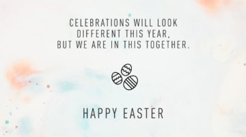 Pandemic Easter