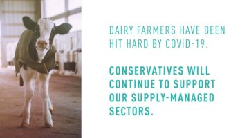 Dairy Farmers Need COVID-19 Support