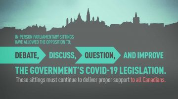 Importance of In-Person Parliamentary Sittings