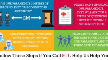 Paramedics Tips to Stay Safe When Calling 911