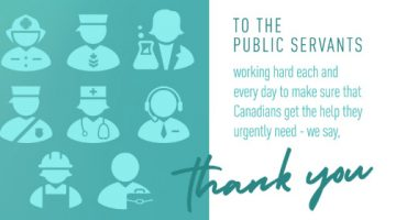 Thank You to Our Public Servants!
