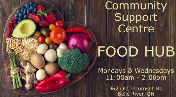 Launch of Lakeshore Food Hub!