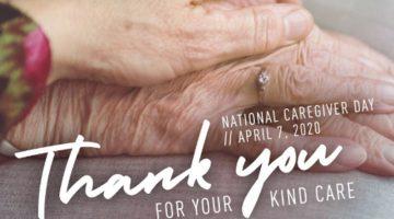 National Caregiver Day
