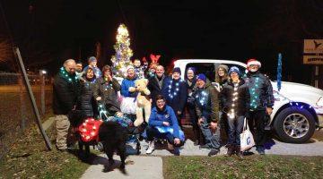 Harrow Kinsmen Santa Claus Parade