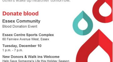 Canadian Blood Donations