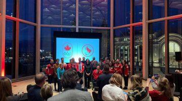 Parliamentary Olympian Reception