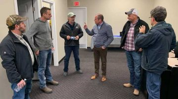 Meeting With Windsor-Essex Farmers