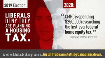 Liberals Deny They Are Planning a Housing Tax