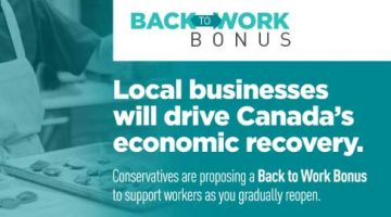 Local Businesses Will Drive Canada's Economic Recovery