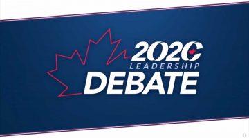 Conservative 2020 Leadership English Debate