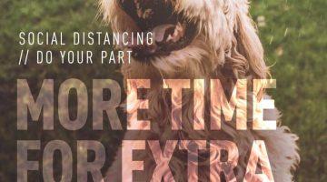 Social Distance & Do Your Part