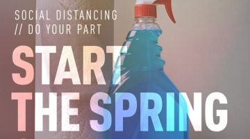 Start Your Spring Cleaning!