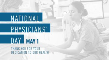 National Physicians Day!