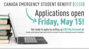 Canada Student Service Grant