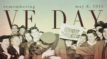 75th Anniversary of VE Day!